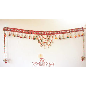 Decorative Colourful Kaudi Bandhanwar