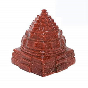 red sunstone shree yantra for sun