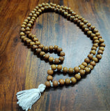 sandalwood chandan mala