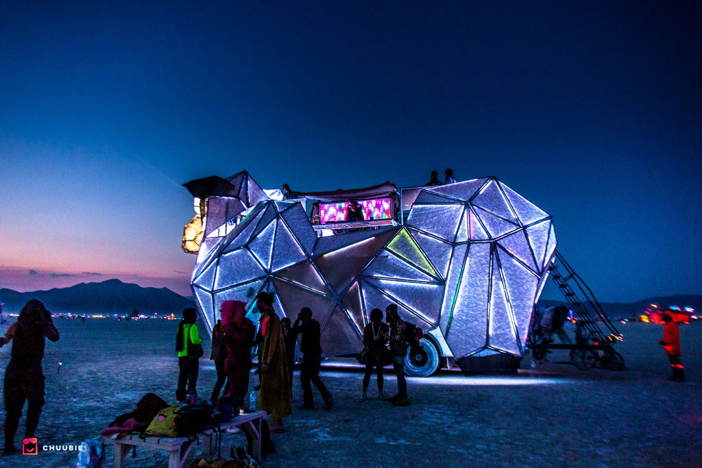 An Underground Techno Kween's reflections on Burning Man 2017