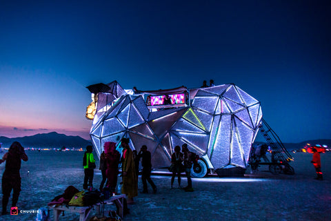 BAAAHS at Burning Man 2017