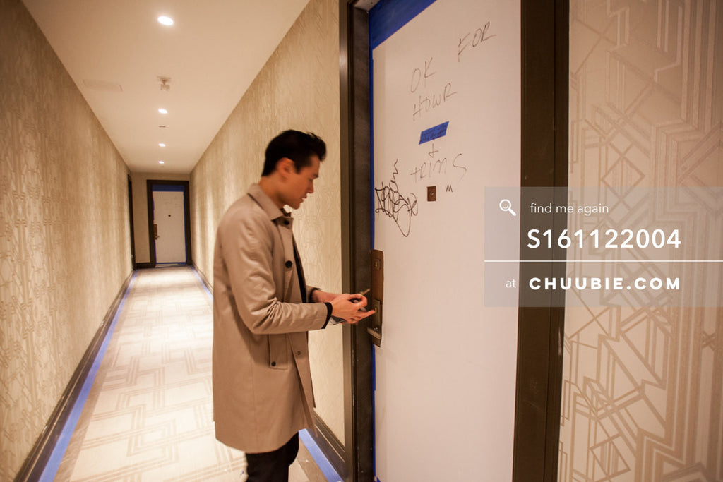 S161122004 |  Dan Chen of Sotheby's takes us inside a finished unit on 16th Floor. Building still under constr... | Team Chuubie