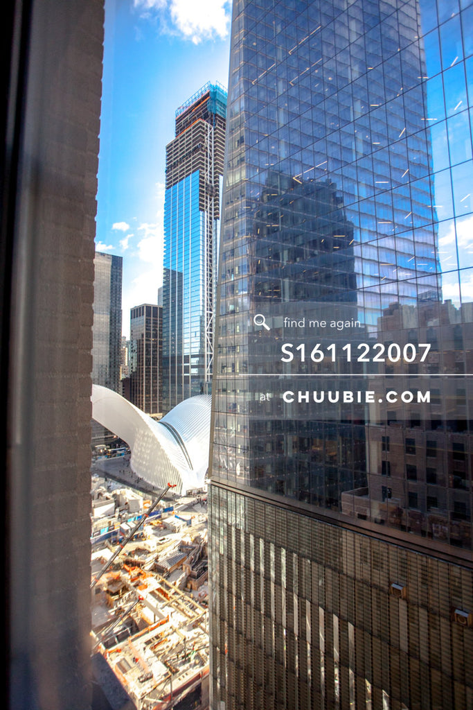 S161122007 |  View of Financial District / One World Trade Center from 16th Floor. 100 Barclay Street in Tribe... | Team Chuubie