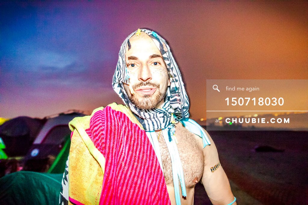 150718030 |  —Gratitude Migration 2015: Summer Dream. Morning Gloryville camp. Burning Man regional burn fest... | Team Chuubie