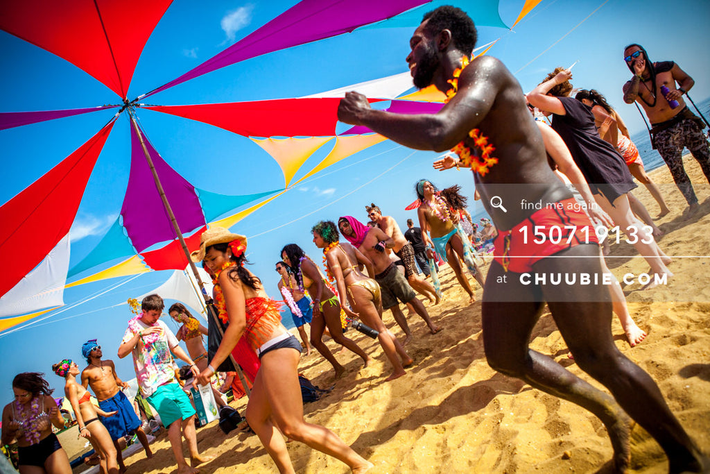 150718133 | Gratitude Migration 2015: Summer Dream | Morning Gloryville camp Regional burn festival at Hello ... | Team Chuubie
