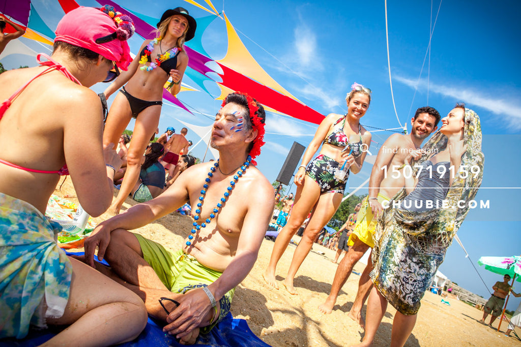 150718159 | Gratitude Migration 2015: Summer Dream | Morning Gloryville camp Regional burn festival at Hello ... | Team Chuubie