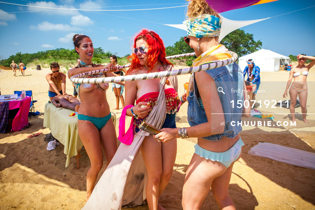 150719211 | Gratitude Migration 2015: Summer Dream | Morning Gloryville camp Regional burn festival at Hello ... | Team Chuubie