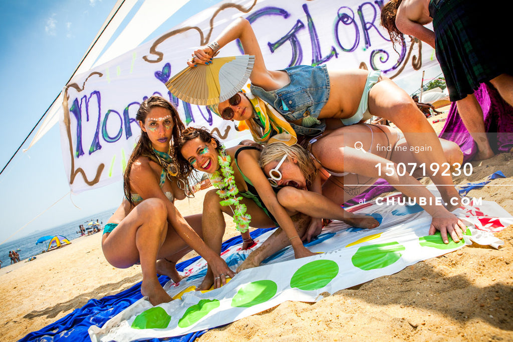 150719230 | The ladies of Pantheon Presents. Gratitude Migration 2015: Summer Dream | Morning Gloryville camp... | Team Chuubie