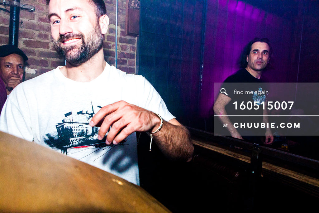 160515007 |  DJ Mike Swells candid photo at Good Room. — The Carry Nation w/ Sean Be. May 14, 2016 @ Good Roo... | Team Chuubie