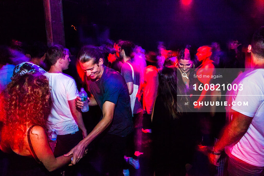 160821003 |  Crowd early in the night.  at Electric Minds 10: Sublimate with Ben UFO and Joy Orbison at secre... | Team Chuubie