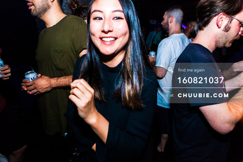 160821037 |  Smiles on the dance floor! Electric Minds 10: Sublimate with Ben UFO and Joy Orbison at secret B... | Team Chuubie
