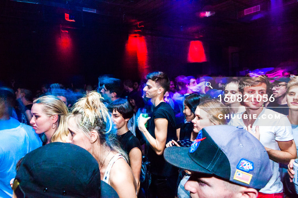 160821056 |  Crowd on the dance floor. Electric Minds 10: Sublimate with Ben UFO and Joy Orbison at secret Br... | Team Chuubie