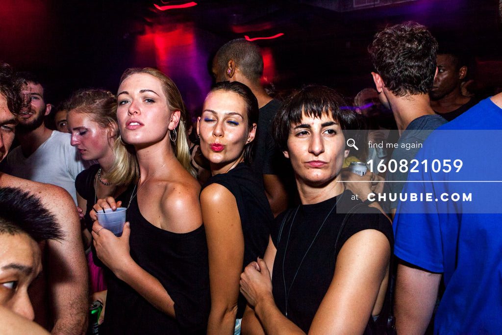 160821059 |  Glamour girls of techno here in full force representation - Imogen & Nerea. Electric Minds 1... | Team Chuubie