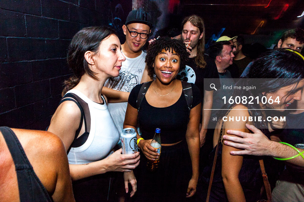 160821064 |  Rochelle, Phillip Chung, and Nikki Brown. Electric Minds 10: Sublimate with Ben UFO and Joy Orbi... | Team Chuubie