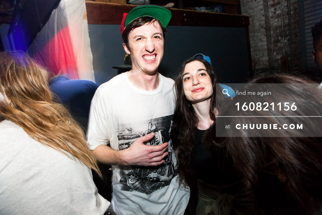 160821156 |  Will & Suz Electric Minds 10: Sublimate with Ben UFO and Joy Orbison at secret Brooklyn ware... | Team Chuubie