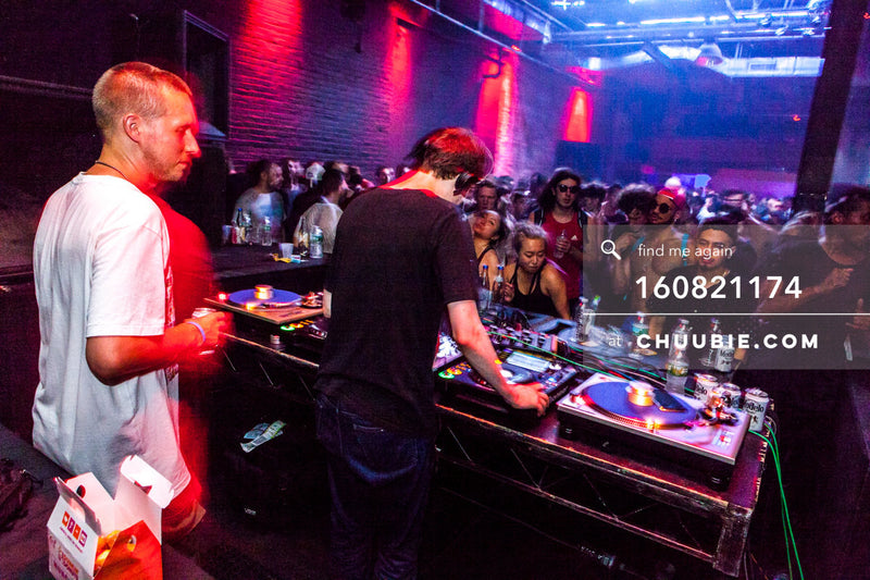 160821174 |  Electric Minds 10: Sublimate with Ben UFO and Joy Orbison at secret Brooklyn warehouse, New York... | Team Chuubie
