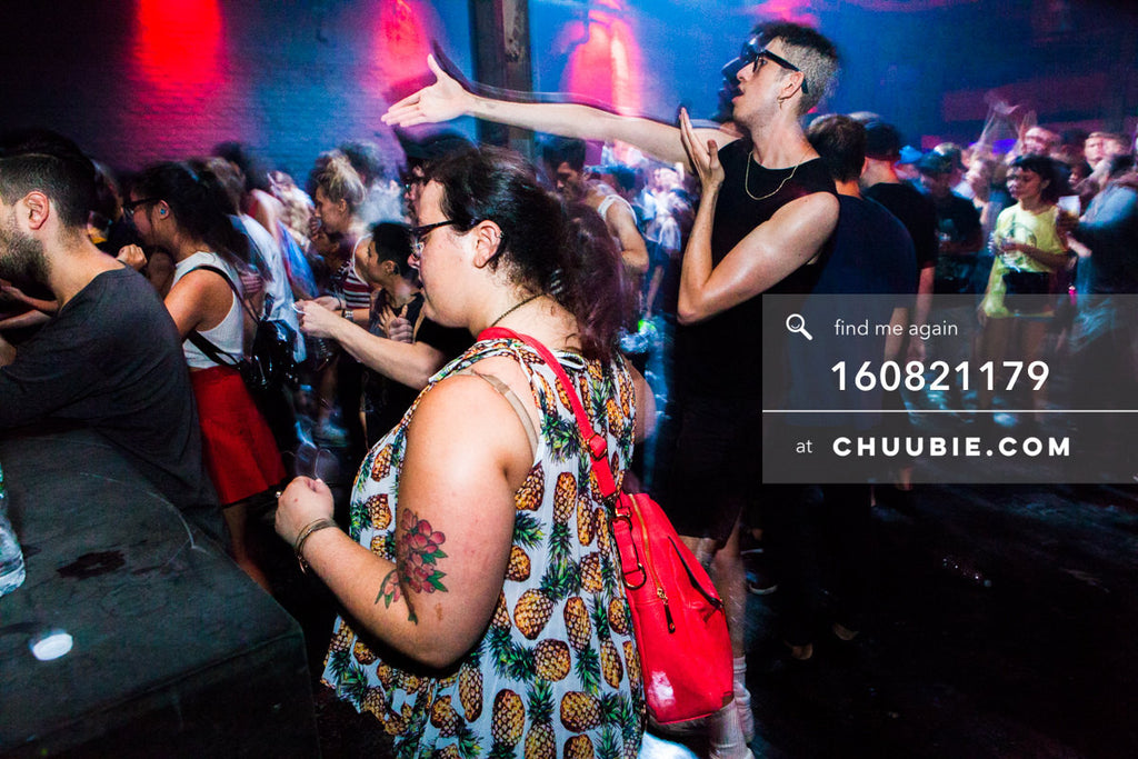 160821179 |  Electric Minds 10: Sublimate with Ben UFO and Joy Orbison at secret Brooklyn warehouse, New York... | Team Chuubie