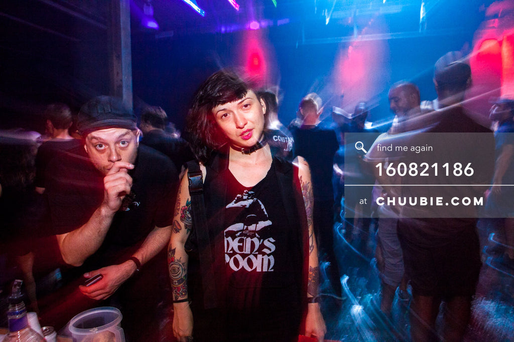 160821186 |  Electric Minds 10: Sublimate with Ben UFO and Joy Orbison at secret Brooklyn warehouse, New York... | Team Chuubie