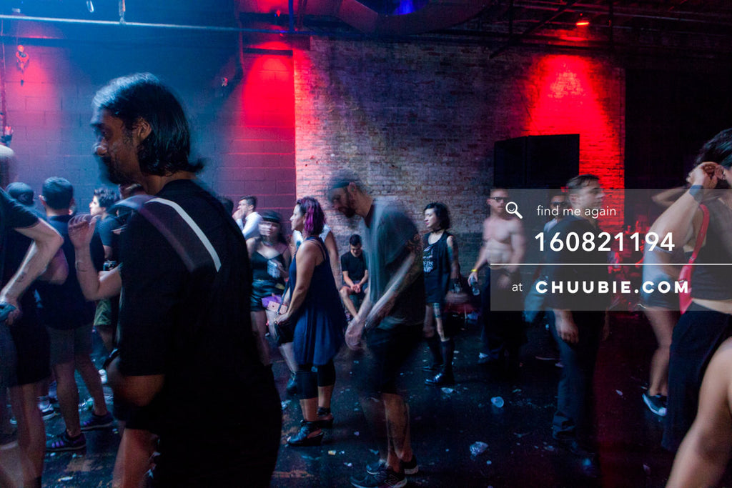 160821194 |  Electric Minds 10: Sublimate with Ben UFO and Joy Orbison at secret Brooklyn warehouse, New York... | Team Chuubie