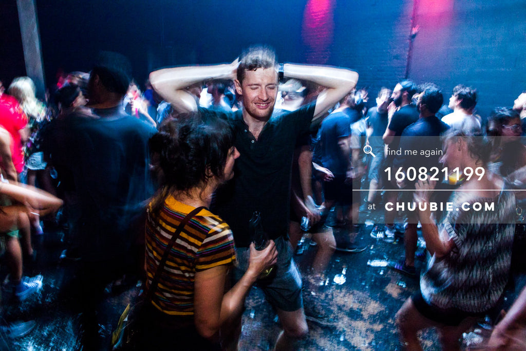 160821199 |  Electric Minds 10: Sublimate with Ben UFO and Joy Orbison at secret Brooklyn warehouse, New York... | Team Chuubie