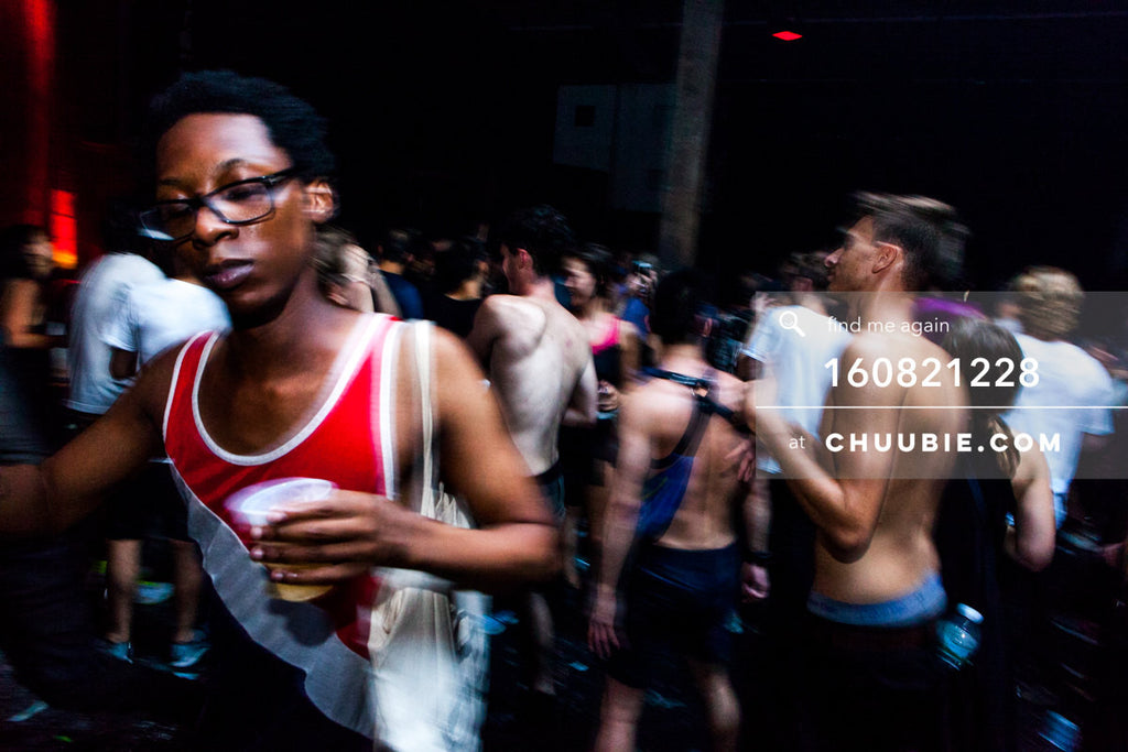 160821228 |  Electric Minds 10: Sublimate with Ben UFO and Joy Orbison at secret Brooklyn warehouse, New York... | Team Chuubie