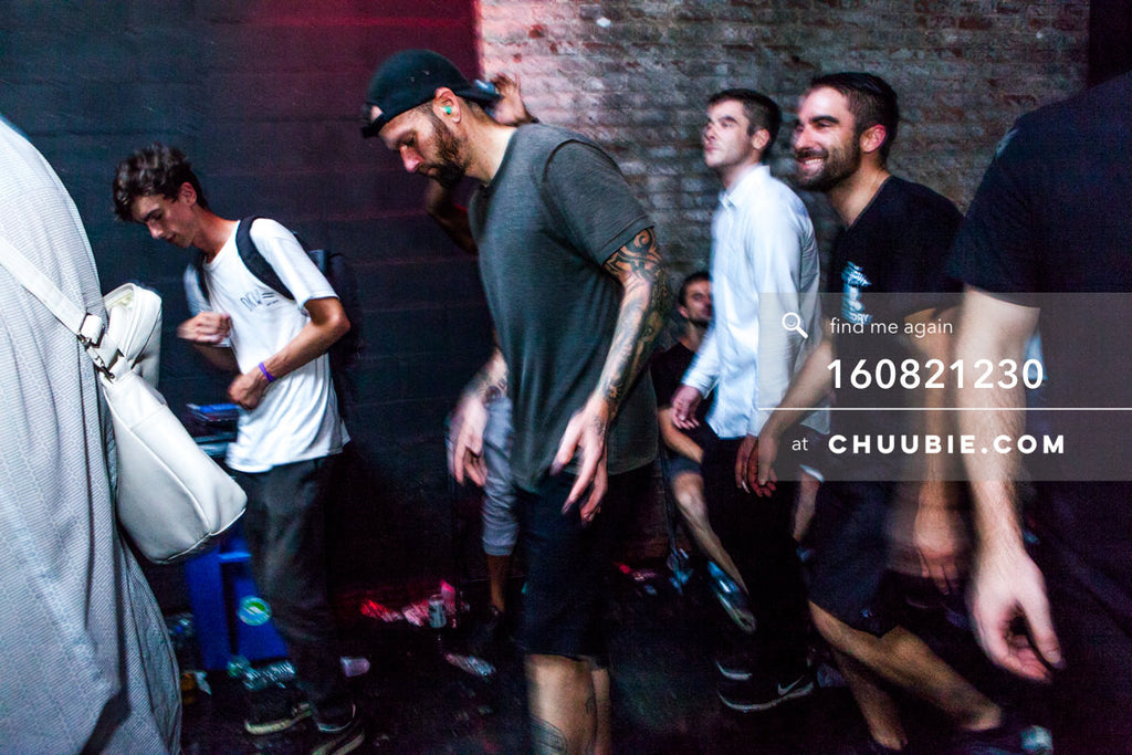 160821230 |  Electric Minds 10: Sublimate with Ben UFO and Joy Orbison at secret Brooklyn warehouse, New York... | Team Chuubie