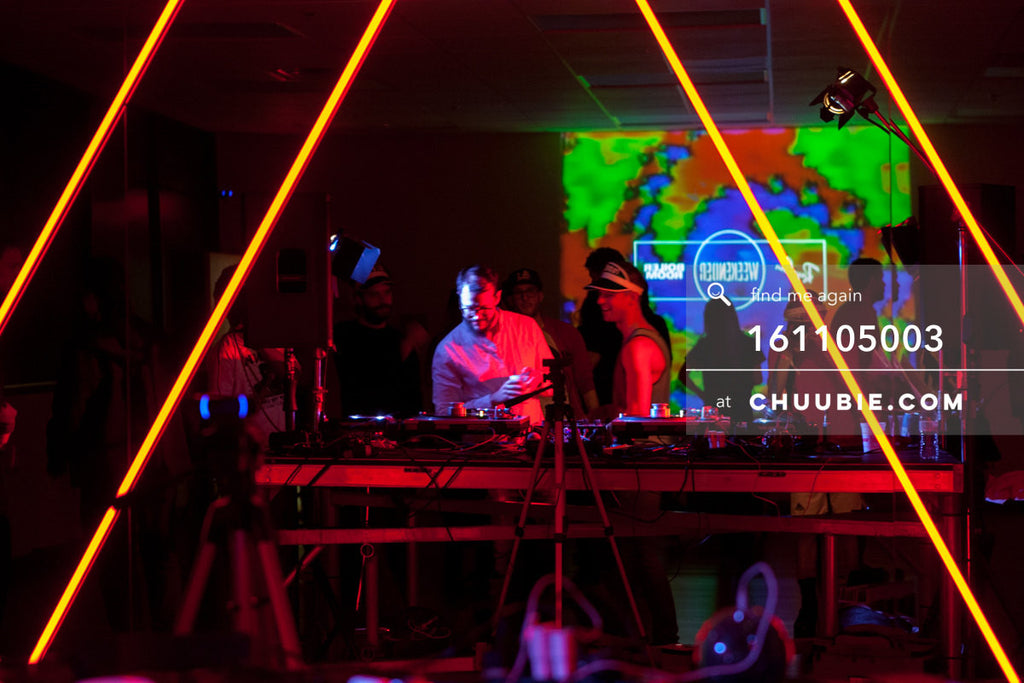 161105003 | Ray Ban x Boiler Room Weekender photos: Sagotsky set @ Sublimate NYC in the Billiards Room (Day 1... | Team Chuubie