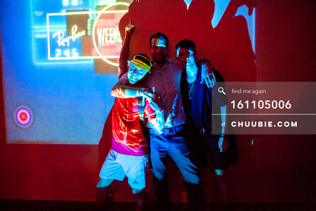 161105006 | Ray Ban x Boiler Room Weekender photos: Sublimate NYC in the Billiards Room (Day 1). Split Rock R... | Team Chuubie
