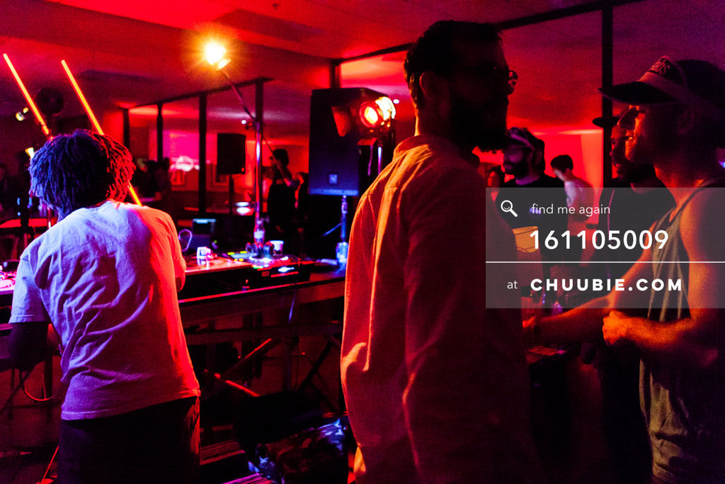 161105009 | Ray Ban x Boiler Room Weekender photos: Turtle Bugg set @ Sublimate NYC in the Billiards Room (Da... | Team Chuubie