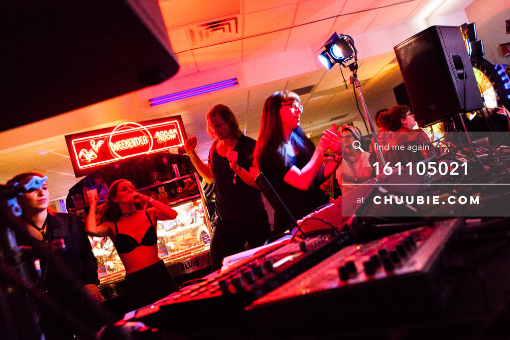 161105021 | Ray Ban x Boiler Room Weekender photos: Octo Octa set in the Arcade (Day 1). Split Rock Resort, P... | Team Chuubie