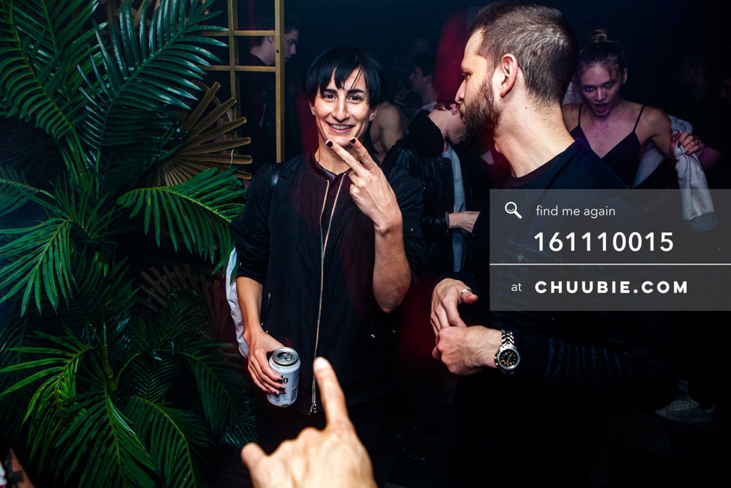 161110015 | Hi Nerea! at Bossa Nova Civic Club — at BROMO 1 Year Anniversary with Butched (Joey Quiñones &amp... | Team Chuubie