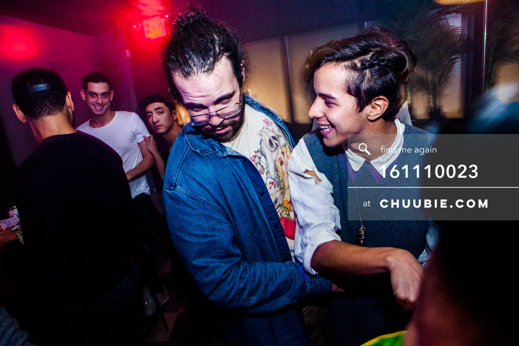 161110023 | at Bossa Nova Civic Club — at BROMO 1 Year Anniversary with Butched (Joey Quiñones & JT Almon... | Team Chuubie