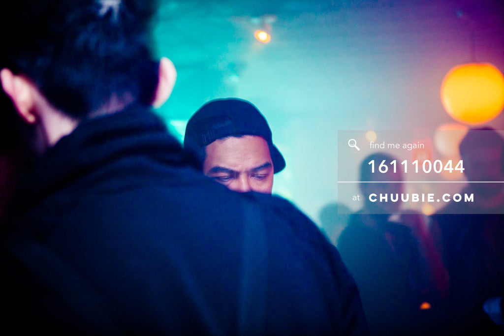 161110044 | DJ Mike Servito Atmospheric Colorwash Portrait at Bossa Nova Civic Club — at BROMO 1 Year Anniver... | Team Chuubie