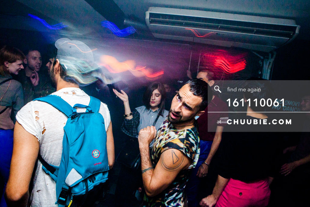 161110061 | Travis dropping the look on the dance floor — at BROMO 1 Year Anniversary with Butched (Joey Quiñ... | Team Chuubie