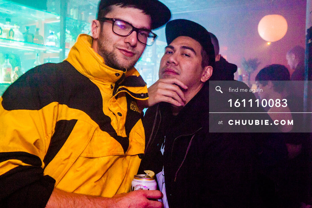 161110083 | DJs in Bushwick, Brooklyn  — at BROMO 1 Year Anniversary with Butched (Joey Quiñones & JT Alm... | Team Chuubie