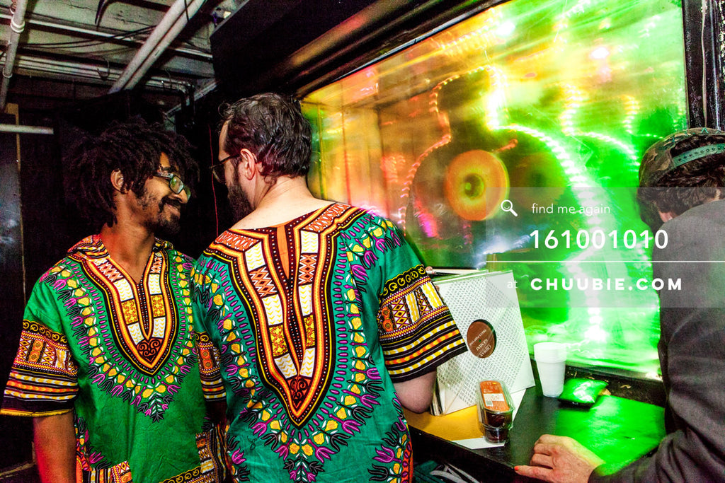 161001010 |  Sublimate resident DJs Matt & Tajh, Dashiki realness, B2B.   Sublimate presents: Hunee Septe... | Team Chuubie