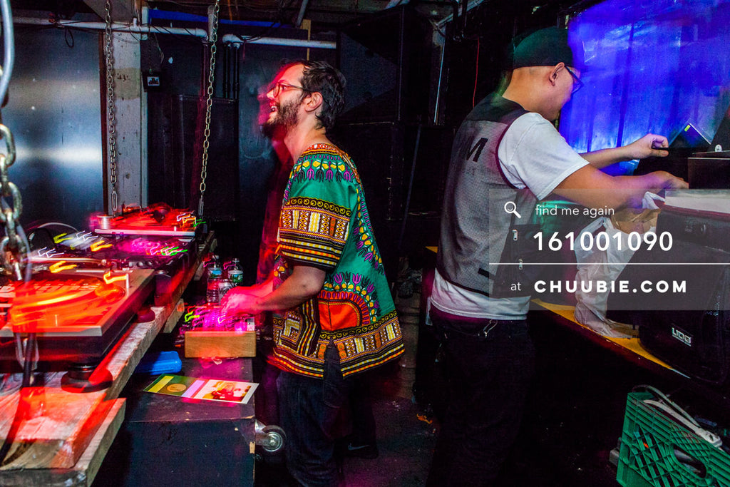 161001090 |  Matt & Phillip B2B. Sublimate presents: Hunee September 30, 11pm - October 1 11am   Photo to... | Team Chuubie