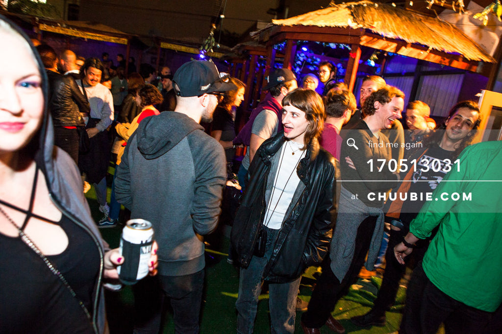 170512031 |  Eye spy with Rob & Emilia at the Sugar Hill Disco back patio.  —Sublimate: Hessle Audio 10: ... | Team Chuubie