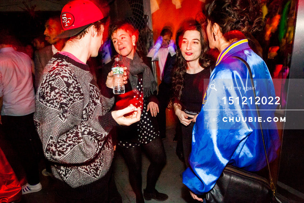 151212022 | DJ Will Martin & Suz with friends. — Sublimate & Ruse Labs 2 Year Anniversary: Mike Servi... | Team Chuubie