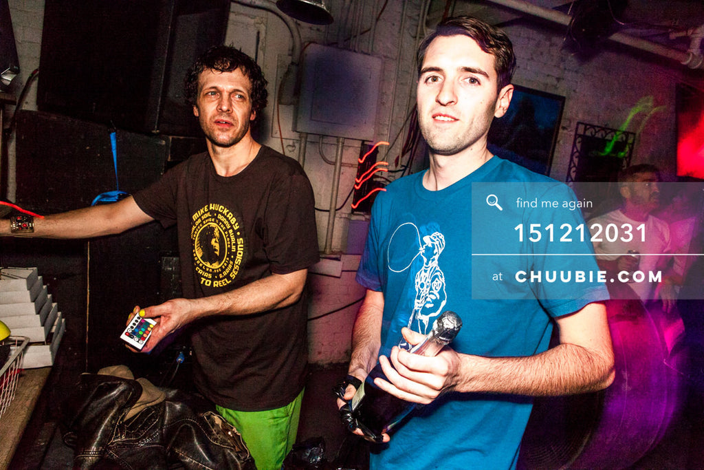 151212031 | Donny Burlin & DJ Faso (Faso). — Sublimate & Ruse Labs 2 Year Anniversary: Mike Servito, ... | Team Chuubie