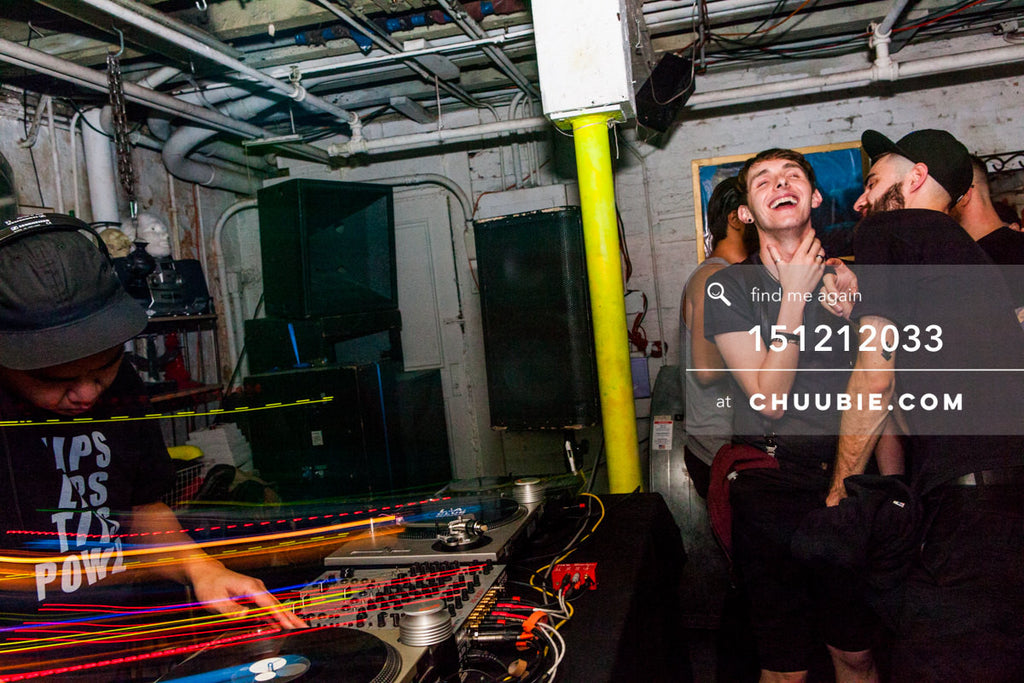 151212033 | DJ Mike Servito plays with laughing Alex & Steve. — Sublimate & Ruse Labs 2 Year Annivers... | Team Chuubie