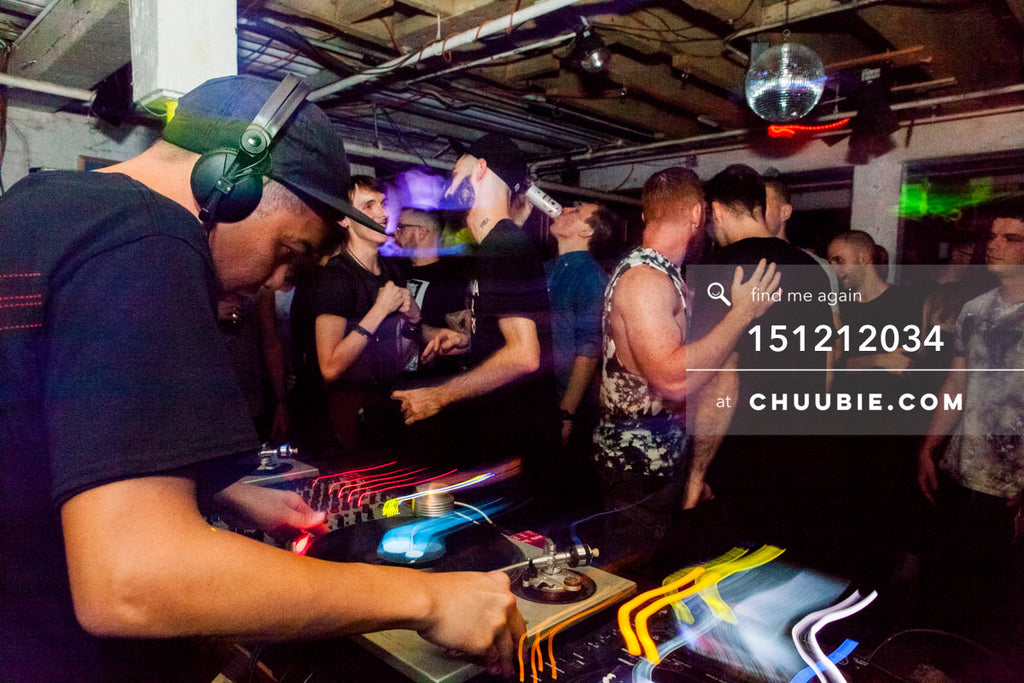 151212034 | DJ Mike Servito plays; with Alex & Steve. — Sublimate & Ruse Labs 2 Year Anniversary: Mik... | Team Chuubie