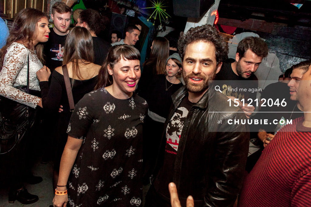 151212046 | Emma Cleveland & Brett Berman, with Gattis & Miguel. — Sublimate & Ruse Labs 2 Year A... | Team Chuubie