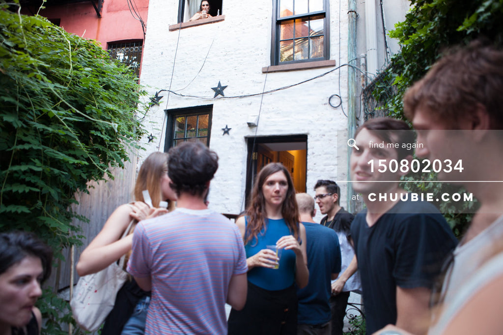 150802034 | Brooklyn underground House & Techno family BBQ in historic LES house. —Team Fun BBQ hosted by... | Team Chuubie