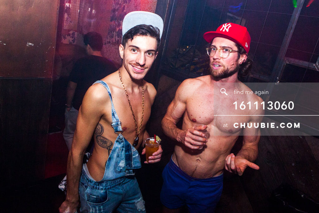 161113060 | Cuties with athletic bods. Domenic Mykel sportin overalls and friend in sportswear! — The Carry N... | Team Chuubie