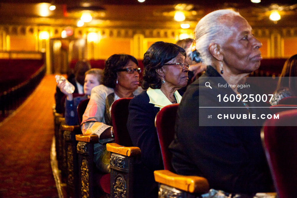 160925007 |  Generations of women. United Palace House of Inspiration - Sunday Service 9/25/164140 Broadway, ... | Team Chuubie