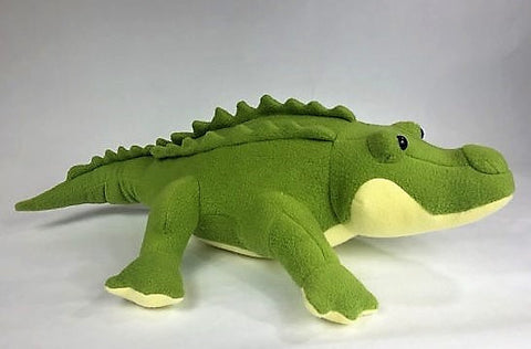 "The ""Friendly Alligator"" Stuffed Animal"