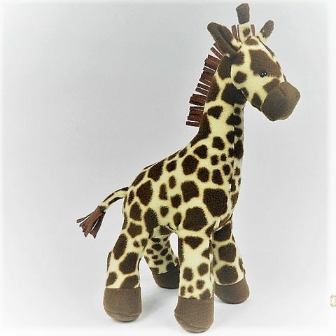 "The ""Baby Giraffe"" Stuffed Animal"