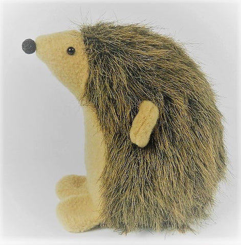 "The ""Baby Hedgehog"" Stuffed Animal"