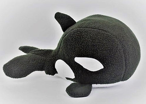 "The ""Orca Whale"" Stuffed Animal"
